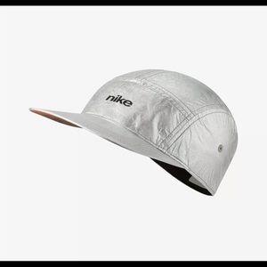 Nike Lab Silver 5 Panel Hat Moon Landing